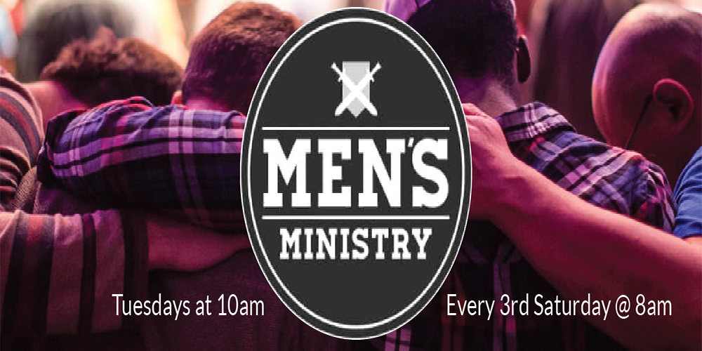 Men's Fellowship is all about conquering challenges together with your fellow man.