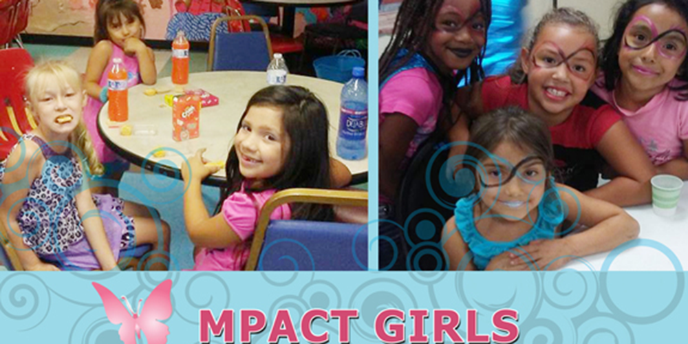 Make new friends and have fun with the MPact Girls
